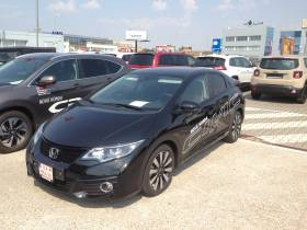 Civic 5D 1,8 MT Lifestyle