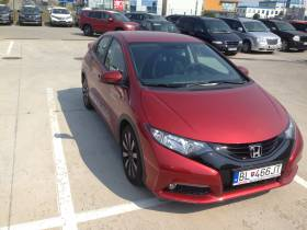 Civic 5D 1,8 MT Sport
