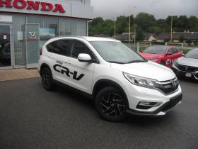 CR-V 1.6 i-DTEC 6MT 2WD ELEGANCE PLUS